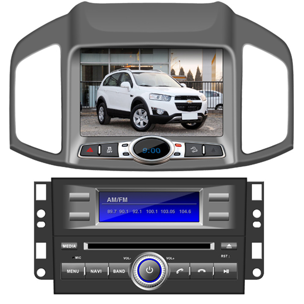 Ectwodvd Wince 6.0 Car Multimedia Player For Chevrolet Captiva 2006 2007 2008 2009 2010 2011 2012 2013 2014 2015 2016 Car DVD portable 12v car electric heating lunch box rice cooker food warmer 1 05l 40w