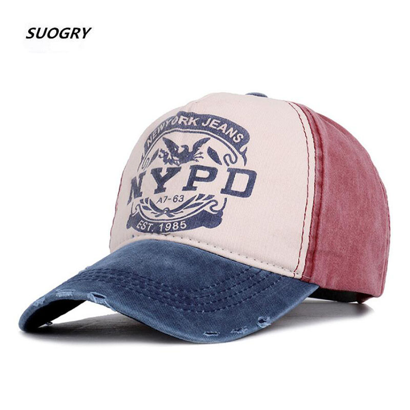 SUOGRY Wholesale Brand Letter   Baseball     Cap   Women Men Unisex Fitted Hat Casual Hip Hop   Cap   Printing Gorras Snapback Hats For Girl