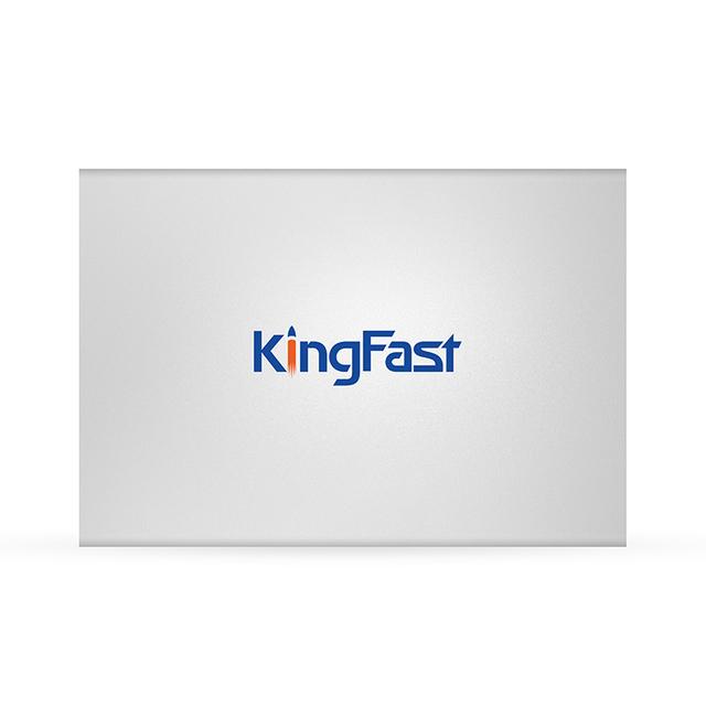 """F9 128g ssd kingfast 2.5 """"unidad de estado sólido sata iii mlc smi2246en flash clip de 370/170 mb/s kingfast ssd 128g"""