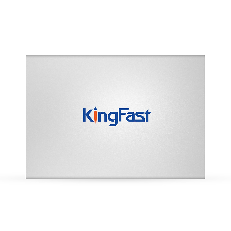 ФОТО KingFast F9 128G SSD 2.5 INCH Solid State Drive SATA III MLC SMI2246EN Flash Clip 370/170MB/s KingFast SSD 128G f9 New Brand
