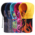 Bike Bicycle Bandanas Headwear Fleece Thermal Windproof Face Mask Mutil Function Warm Outdoor Scarf Hooded Cap Hood