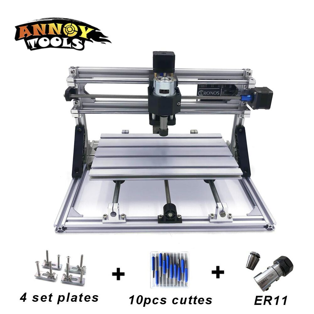 CNC3018 with ER11 DIY mini CNC Engraving Machine Laser Engraving, PCB PVC Milling Machine ,Wood router CNC 3018 GRBL 2020 wood router pcb milling machine arduino cnc diy wood carving laser engraving machine pvc engraver grbl cnc router fit er11