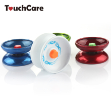 Solid Alloy Aluminum Design Professional Yoyo Ball High Speed Bearing YOYO String Trick Yo-Yo Kids Magic Juggling Toy Gift