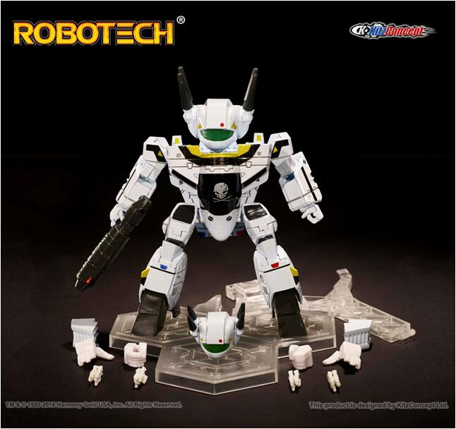 (IN STOCK) TOY Robotech VF-1S KitzConcept