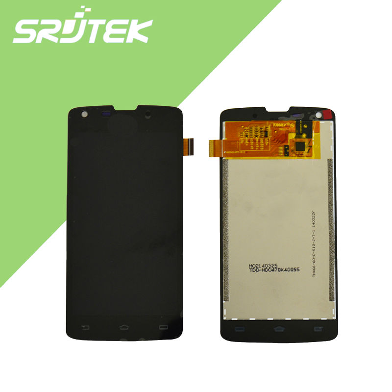 ФОТО For Philips for Xenium W8510 LCD Display Touch Digitizer Screen Sensor Assembly  Replacement Parts Free Shipping