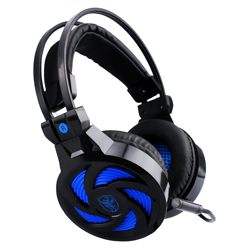 Soyto Stereo Bass Computer Gaming Headset Headphone Earphone With Microphone For Computer Gamer With Soft Adjustable Headband high quality gaming headset with microphone stereo super bass headphones for gamer pc computer over head cool wire headphone
