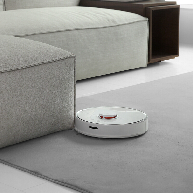 Image 3 - Roborock S50 S55 Xiaomi Vacuum Cleaner 2 for Home Sweeping Wet Mopping Robotic Cleaning Dust Mi Smart Automatic Wireless Robot-in Vacuum Cleaners from Home Appliances