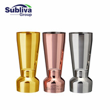 Deluxe boston bar botella coctelera coctelera de acero inoxidable 500 ml esencial barra de herramientas barware