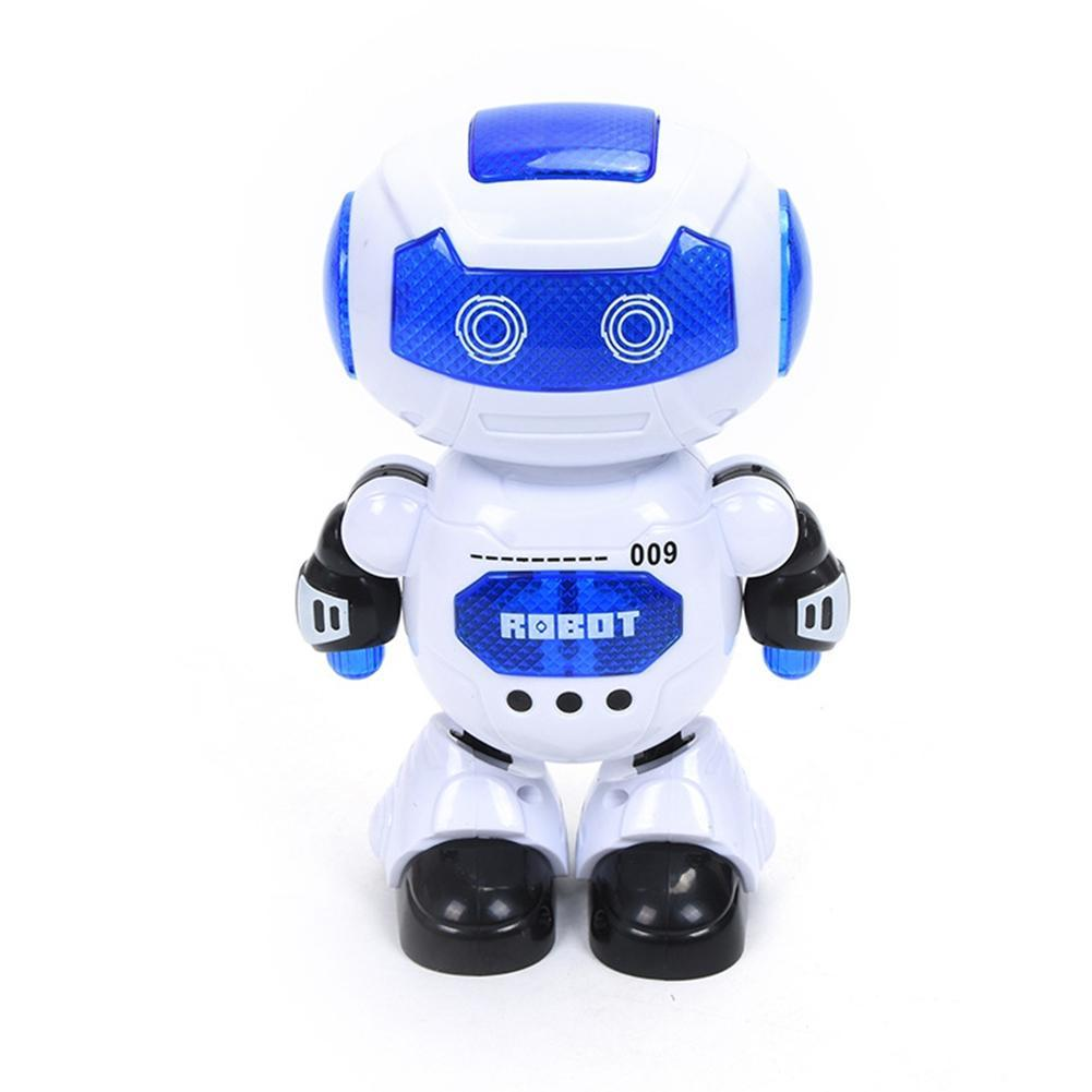 New Arrival Space Dancing Robot Musical Walk Lighten