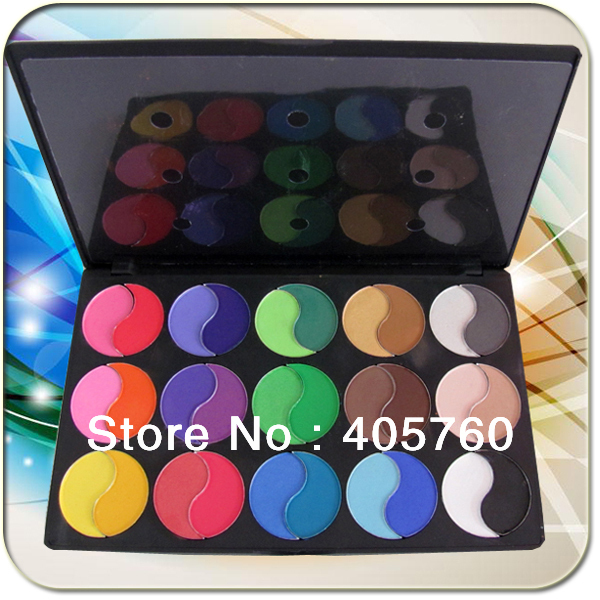 Mineralize eye shadow Palette Makeup Kit set 30 Matte colors makeup powder  Eyeshadow Palette Drop shipping