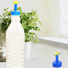 2017 NEW DIY Portable Small Nozzle Water Bottle Cap Replacement Sprayer Household Watering The Flowers Gardening Tools