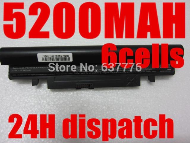 5200 mah bateria do laptop preto para samsung n143 n145p n148 n150 n250 n260 aa-pb2vc3b aa-pb2vc3w aa-aa-pb2vc6b pb2vc6w