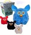 2017 Novo Brinquedo Eletrônico phoebe 4 cores Animais Elétricos Gravação brinquedos de Pelúcia Falando Brinquedo Presentes de Natal com Furbiness boom DL002