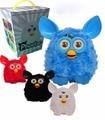 2017 Nuevo Juguete Electrónico phoebe 4 colores Eléctricos Mascotas juguetes de Peluche de Grabación Talking Toy Regalos de Navidad con Furbiness boom DL002