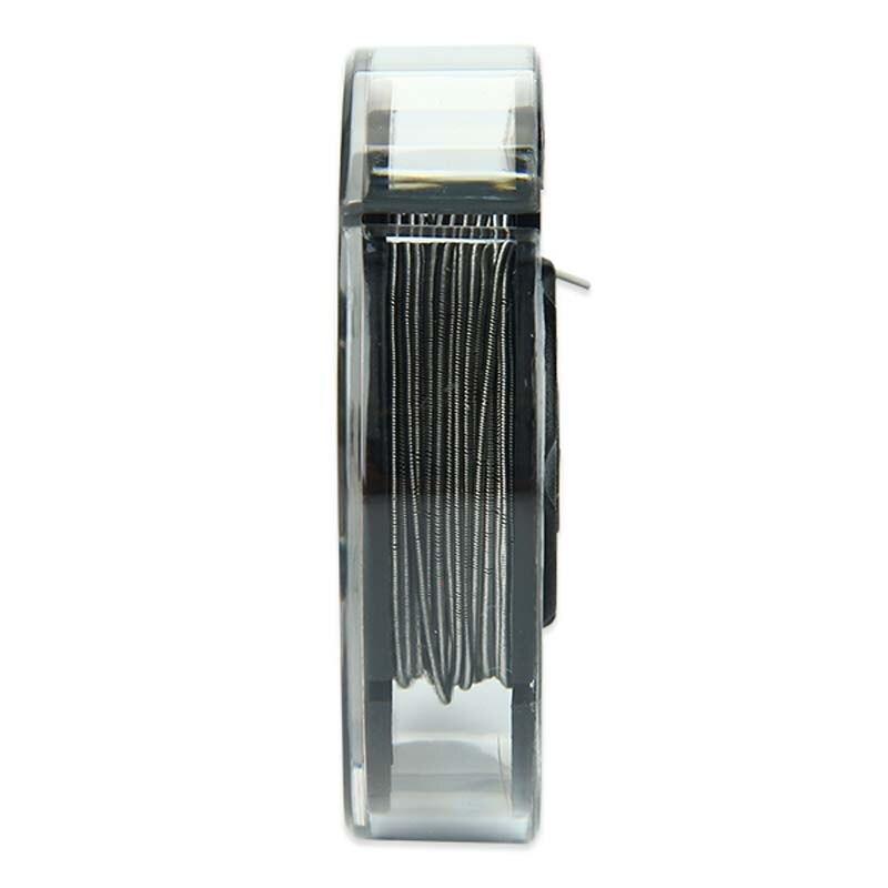 Original 10ft GeekVape SS Clapton TC Wire 26GA + 30GA Heating Wire ...
