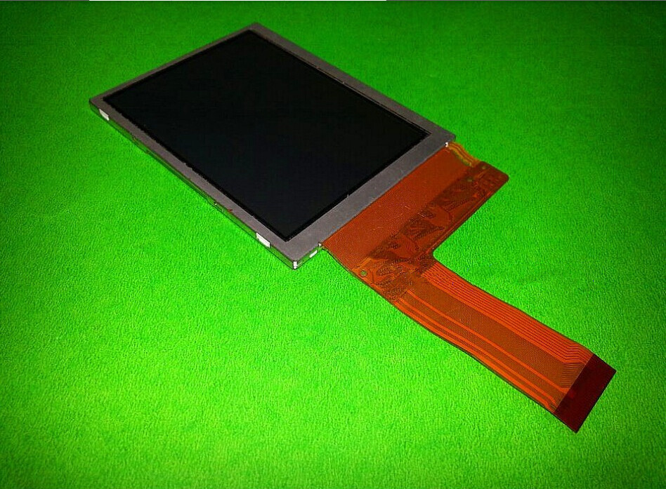 Wholesale Original 3.8 inch LQ038Q7DB03R LCD Screen display panel for Symbol MC9000 MC9090 LCD display Screen Free Shipping original new 3 5 inch lcd display screen for symbol mc75a handheld barcode scanner lcd screen display panel free shipping