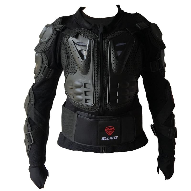 Veste professionnelle de protection de sports de moteur d'armure de corps de vélo de montagne de descente armure de vélo CE approuvée veste de moto - 4
