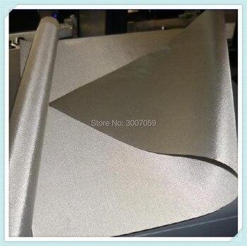 108 см Х 100 см Радиочастотной Защиты материал/EMF Защиты/сумки-подкладка-материал