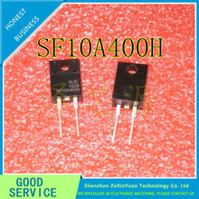 50PCS/LOT SF10A400H SF10A400 TO-220 NEW