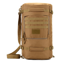 50L Large Capacity Backpack Outdoor Hiking Backpacks Waterproof Nylon Military Tactical Assault  Army Mochila Tactica