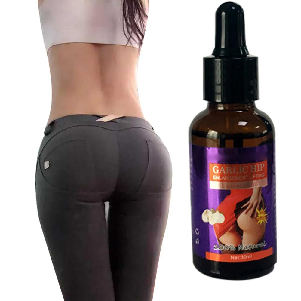 30ML Women Hip Tighting Enhance Essential Oil Massage Body Skin Care Oil Natural Buttocks Abundant Beauty Product