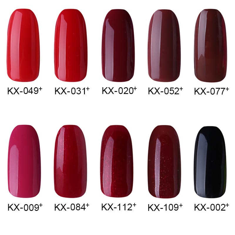Nail Polish Kodi Gel lak New Arrival Gelpolish 8ml Color LED UV Gel ...