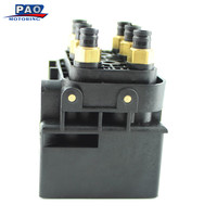 New Valve Block Air Suspension Air Supply For Volkswagen Touareg Q7 4L 2004 2010 7L0698014 4L0698007C
