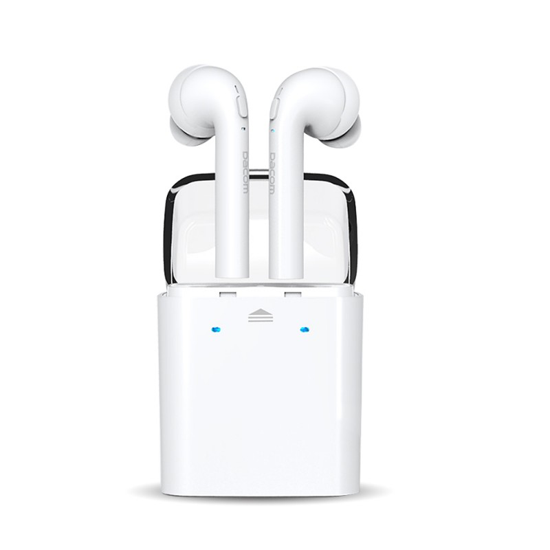 цены  EDAL TWS Headset True Wireless Bluetooth Double Twins Earbuds Earphone for iPhone 7 Earphones