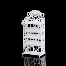 Newest Dollhouse Storage Doll Shoe Rack House Accessories For Doll Furniture Children Toys Girls Best Gift(China)
