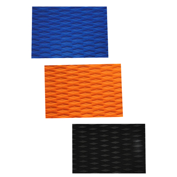 MagiDeal EVA Surfing Pads Anti-slip Surfboard Traction Pad Kiteboard Tail Pad Outdoor Water Sports Surfing Deck Grip Mat 1