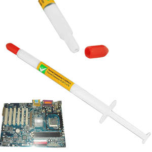 Grease Heat-Sink Computer-Processor-for Cpu-Chip 25 Syringe Conductivity