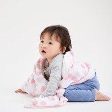 Newborn baby muslin blankets 100% Cotton infant baby Swaddle Wrap Sleeping Bag Bath Towel Bedding Cover for baby смеситель для кухни florentina клио под фильтр мокко 33 19h 2120 303