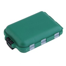 Fishing Tackle Boxes Fishing Accessories Case Fish Lure Bait Hooks Tackle Tool for Storing Swivels, Hooks, Lures