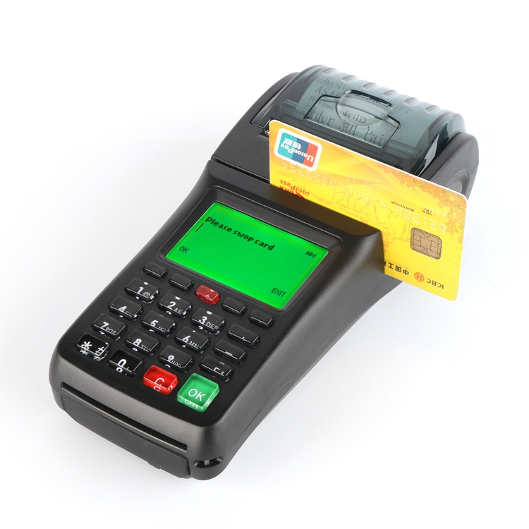 GOODCOM GPRS Printer Card Swipe Machine for Third-party Payment Applications