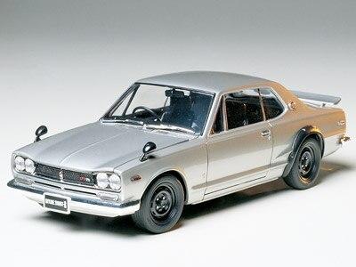 Assembling DIY Car Model 24194 1/24 Nissan 2000GT-R Blocks Kits 1 18 otto renault espace ph 1 2000 1 car model reynolds