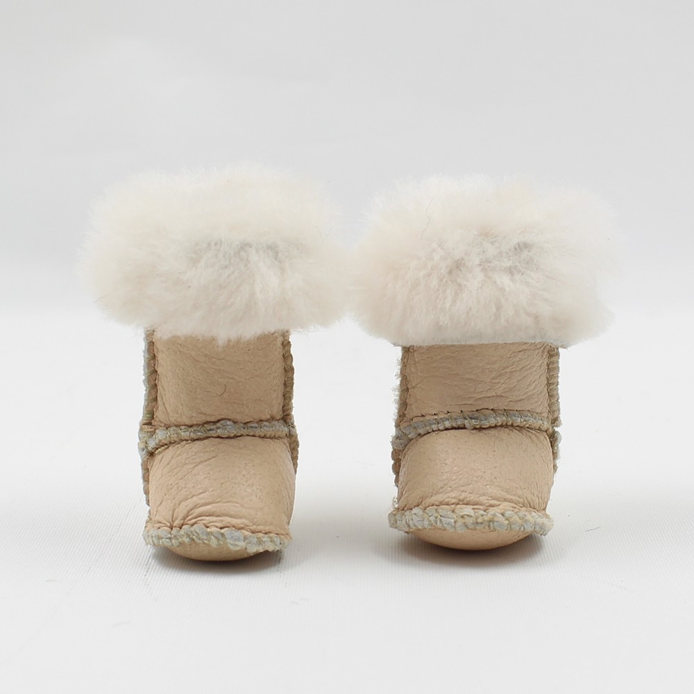 Neo Blythe Doll Leather Winter Shoes 3