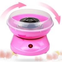 110 V Elektrische DIY Huishoudelijke Suikerspin Maker Food Grade Mini Draagbare Katoen Suager Machine Voor Kinderen Gift