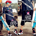 New Fashion Woemen's Harem Hip Hop Slacks Pants 3/4 Loose Trousers Costume Sweatpants Fashion Woemen's