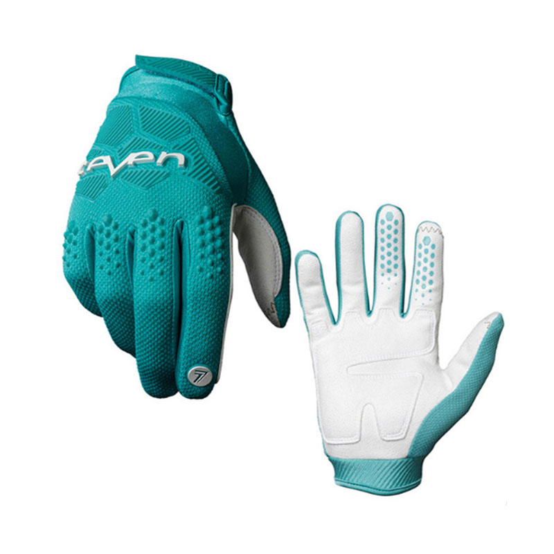 High Quality Brand Riding Cycling Gloves Ridefit Bike MTB Long Gloves Road Percent Motocross Bicycle Gloves Fluo Off Road Racing
