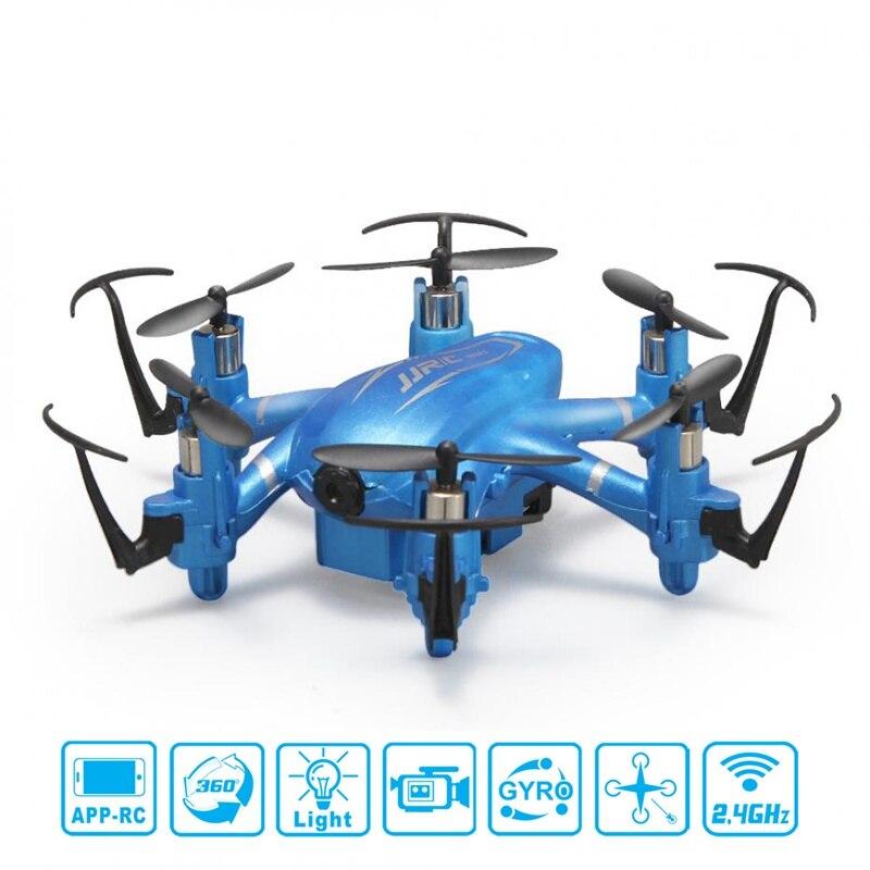 Jjrc h20w wifi fpv quadcopters con cámara mini toys nano dron drones 6 axis rc h