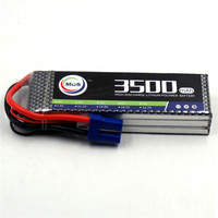 MOS 3S lipo battery 11.1v 3500mAh 25C For rc helicopter rc car rc boat quadcopter Li Polymer batteries