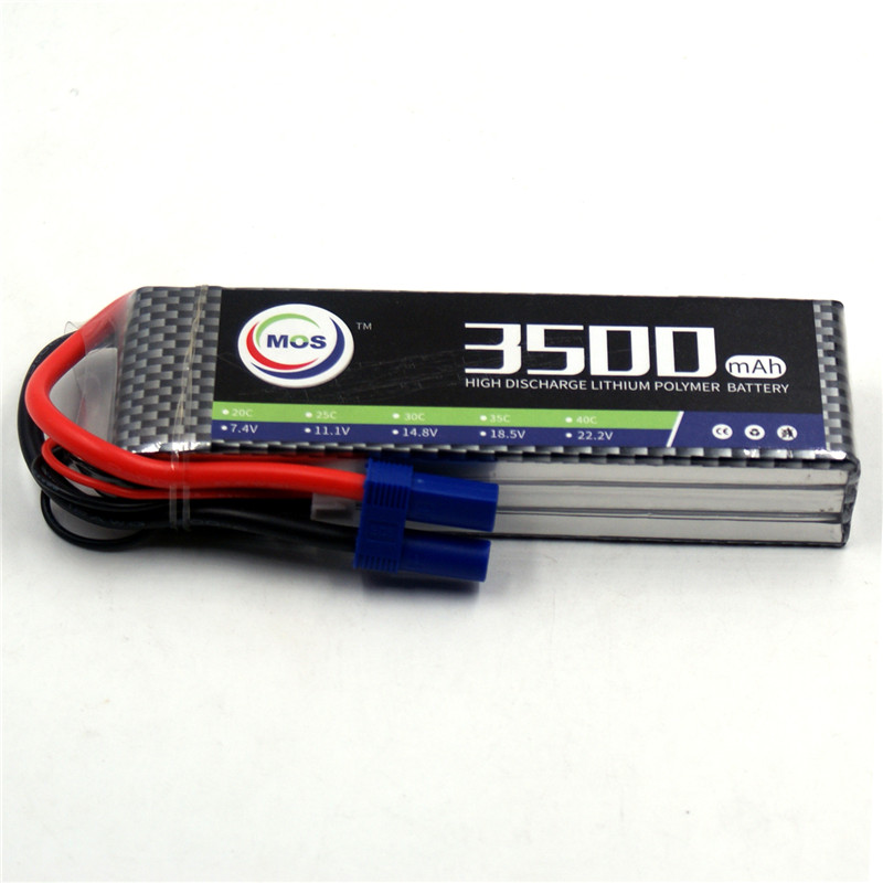 MOS 3S lipo battery 11.1v 3500mAh 25C For rc helicopter rc car rc boat quadcopter Li-Polymer batteries mos 5s rc lipo battery 18 5v 25c 16000mah for rc aircraft car drones boat helicopter quadcopter airplane 5s li polymer batteria