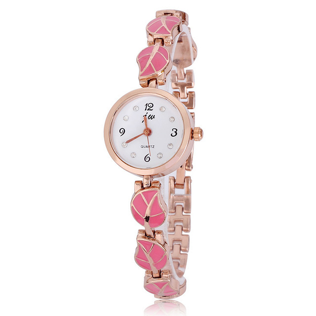 Fashion fancy jewelry watches ladies women gift latest ...