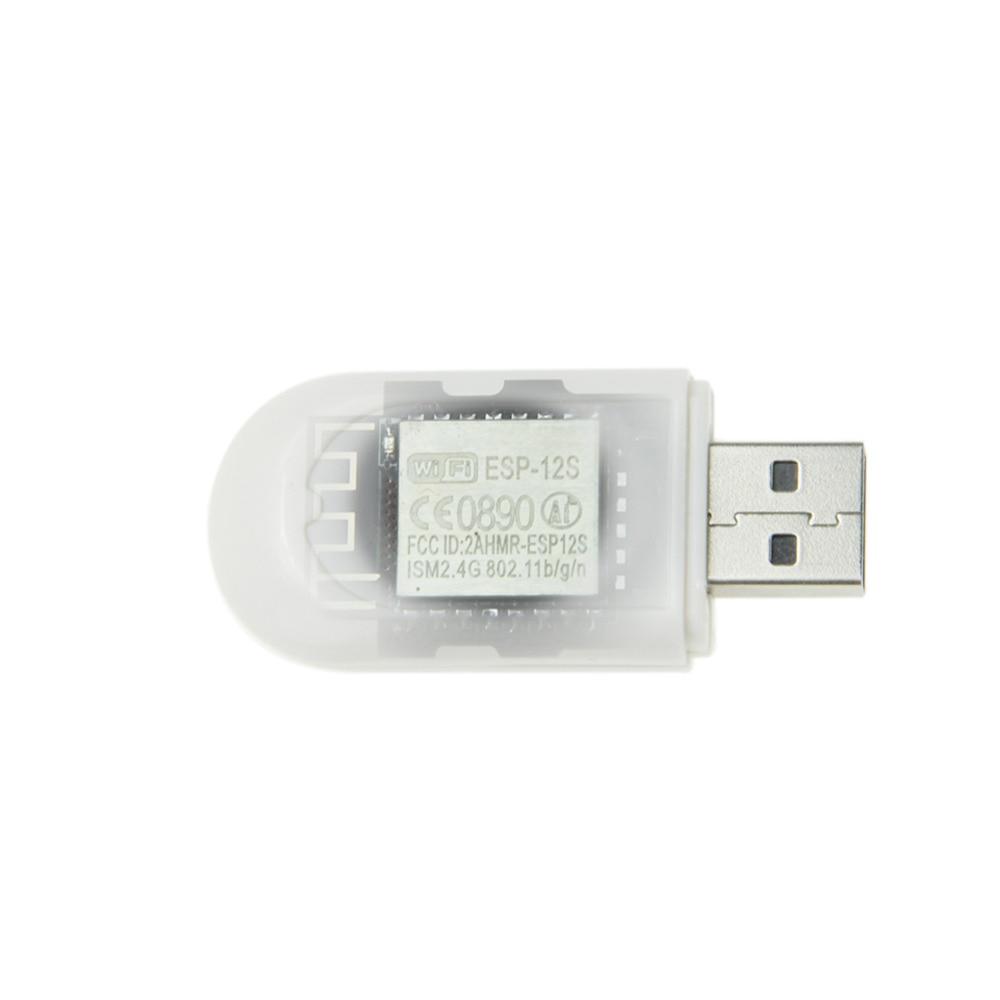 WiFi Deauth detector con caso ESP8266 ESP-12S USB 4 MB NodeMCU WiFi  Deauther ESP8266 para PS4-wifi Kit de iniciación