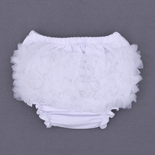 Baby shorts Baby Cotton Bloomers cute Baby Ruffle Diaper Cover Newborn Flower Shorts Toddler fashion Summer Satin Pants Skirt