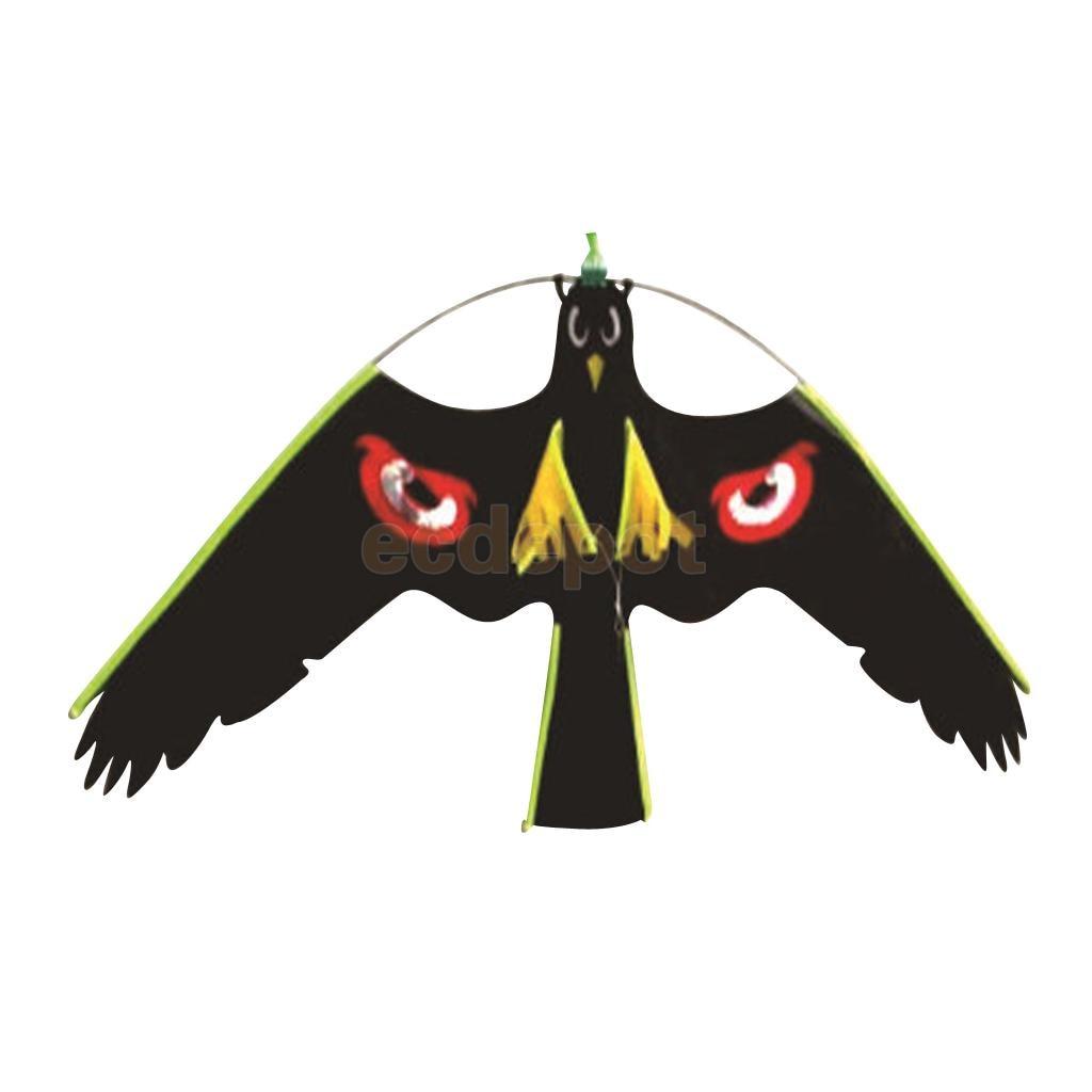 Hawk Kite Vogel Scarer Schützt Bauern Kulturen Kinder Spielzeug Windsack Scarecrow Kleine Vögel Hund Katze Decoy Spielzeug