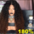 180% Densidad Rizado Rizado T1b/33 Ombre Pelucas Del Frente Del Cordón Brasileño Pelucas de Cabello Humano pelucas Glueless Peluca Llena Del Cordón Con El Bebé pelo