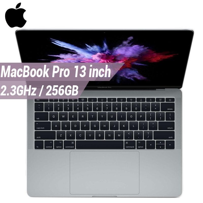 Apple Macbook Pro i5 13′ 256 ГБ SSD 8 ГБ Оперативная память 2133 мГц ноутбук 2,3 ГГц двухъядерный ультратонкий Тетрадь intel Iris плюс 640 (последняя модель)