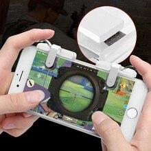 Mobile Game Trigger Fire Button For PUBG