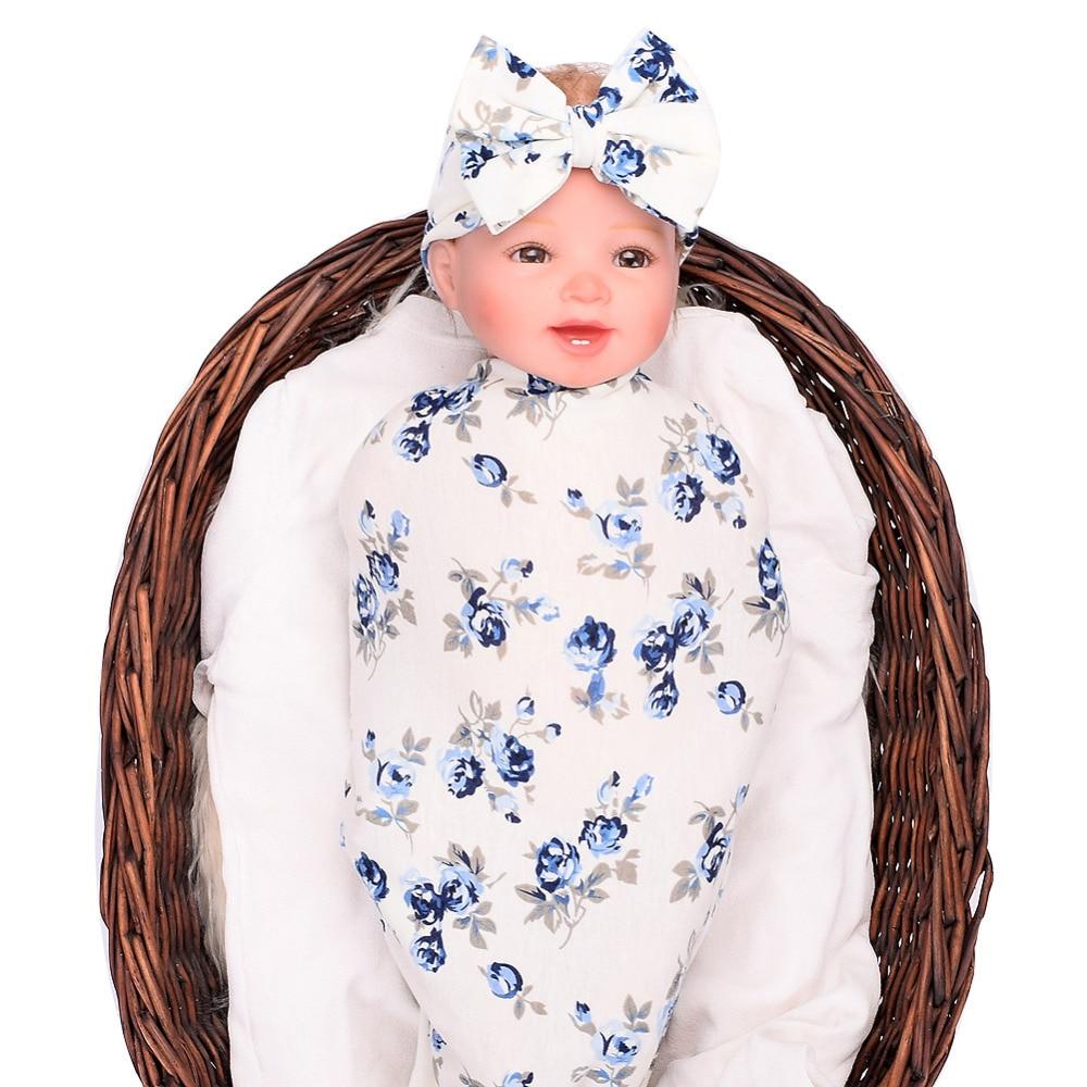 Wisbibi 2018 nowy 2 sztuk / zestaw! Noworodek Fashion Baby Swaddle - Pościel - Zdjęcie 3